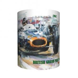 Product image for Graham Hill & BRM - Artwork | John Ketchell | Mug