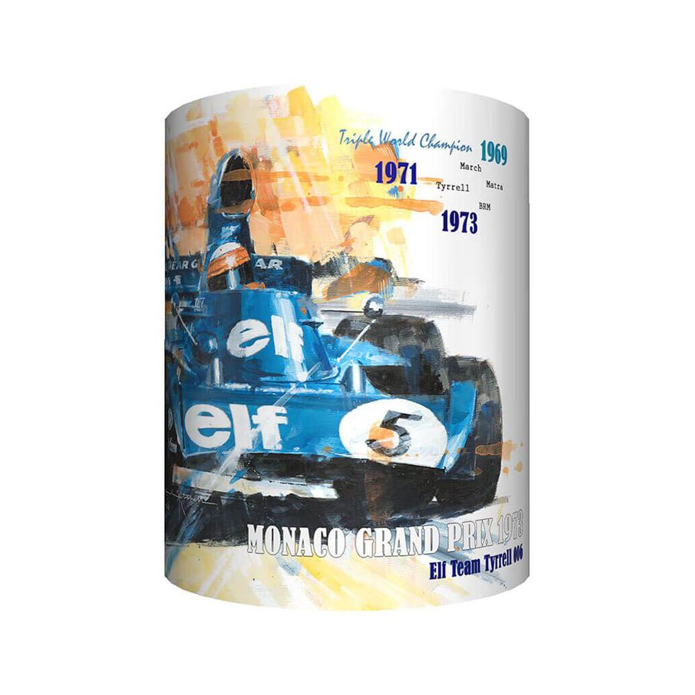 Product image for Jackie Stewart & Tyrrell - Artwork   John Ketchell   Mug