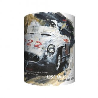 Product image for Stirling Moss & Mercedes Art Mug