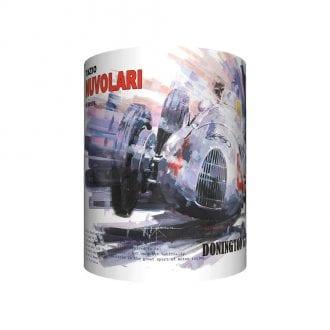 Product image for Tazio Nuvolari & Auto Union - Artwork | John Ketchell | Mug