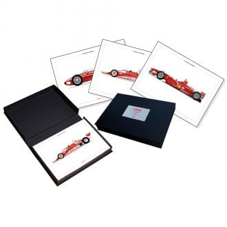 Product image for Ferrari - The Single Seaters   Limited Edition print boxset