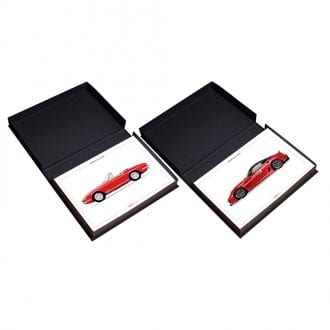 Product image for The Ferrari Cars Collection   Gran Turismo & Sports Cars   Limited Edition print boxset