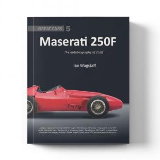 Product image for Maserati 250F: The Autobiography of 2528 | Ian Wagstaff | Book | Hardback
