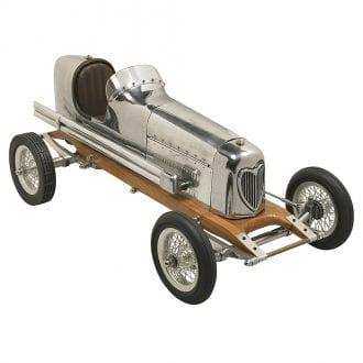 Product image for Spindizzies - Bantam Midget Car - 1930s   aluminium   model