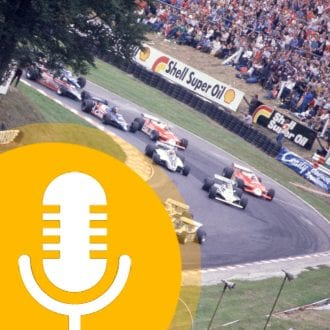 Product image for Podcast: 1980 British Grand Prix