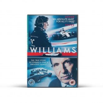 Product image for Williams: The True Story of Formula One's Greatest Family | DVD