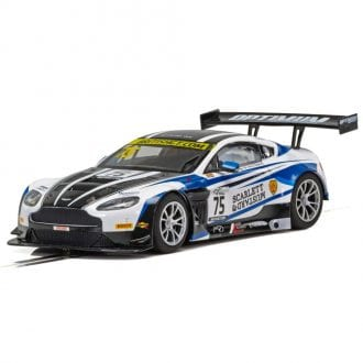 Product image for Aston Martin GT3 - Flick Haigh | British GT - 2018 |  Scalextric