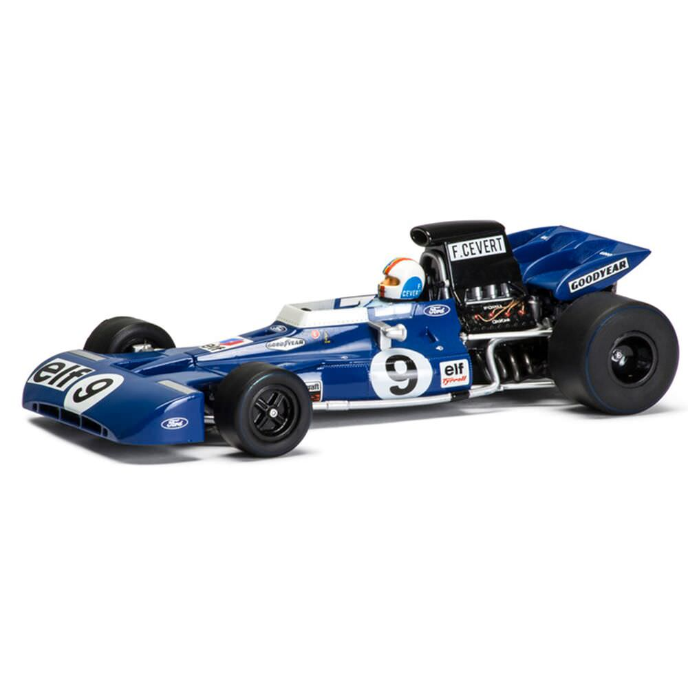Product image for Francois Cevert - Tyrrell 002 | Legends - Limited Edition | Scalextric