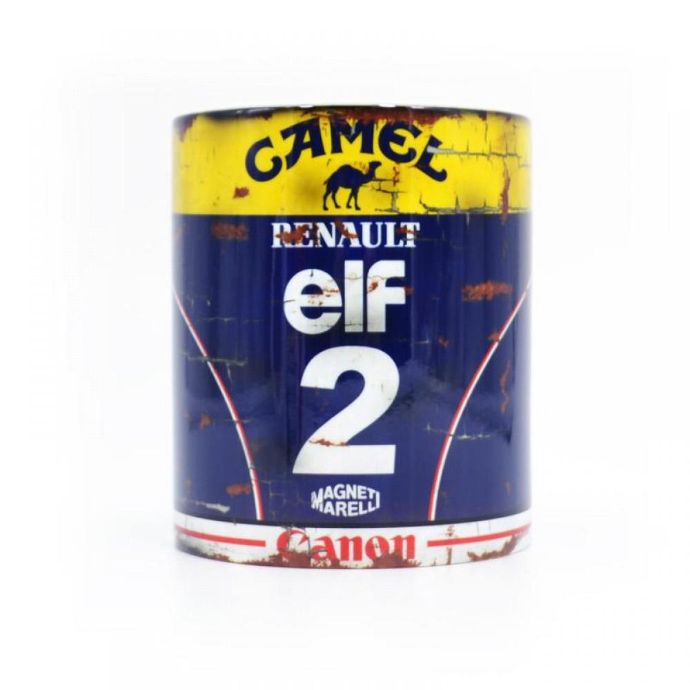 Product image for Alain Prost - Camel Elf Racing   Mug