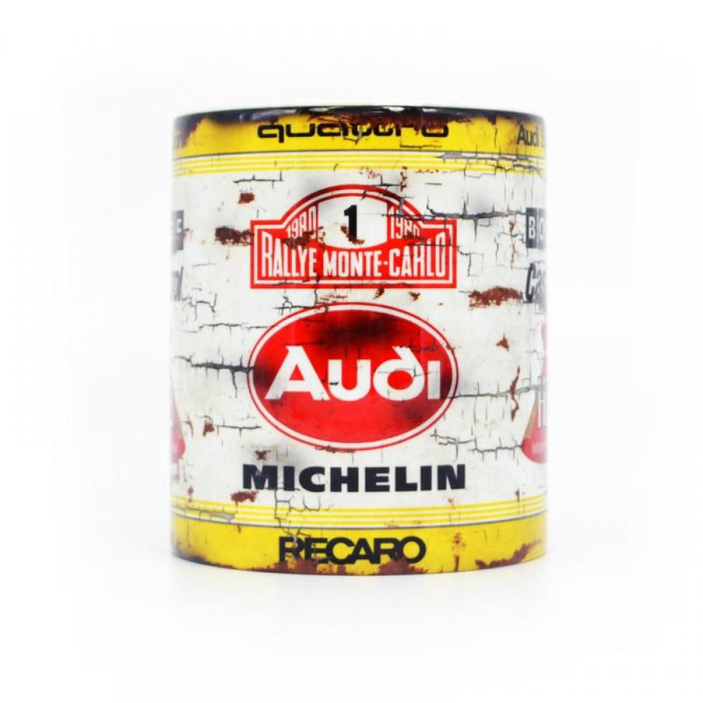 Product image for Audi - Monte Carlo Rally   Mug