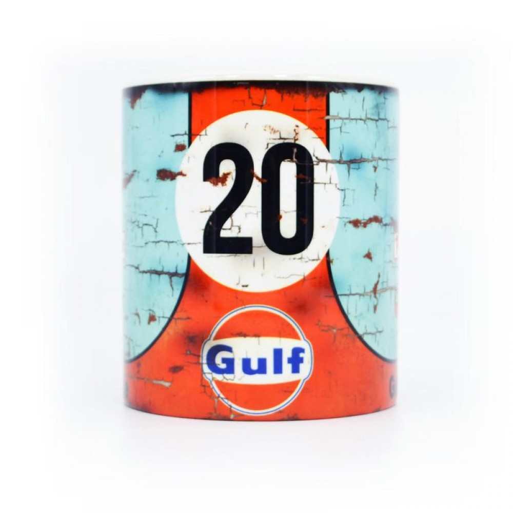 Product image for Gulf Porsche Racing   Mug