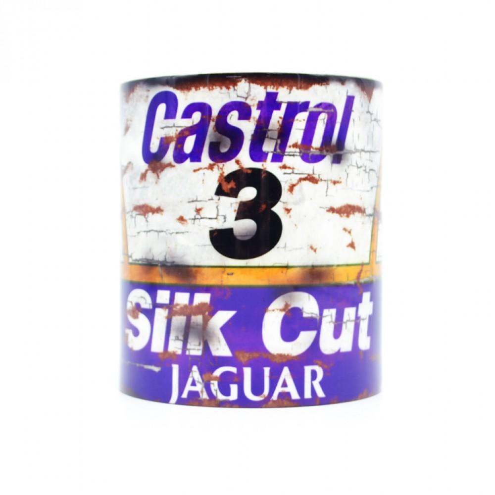Product image for Jaguar Silk Cut - Oil Can   Mug