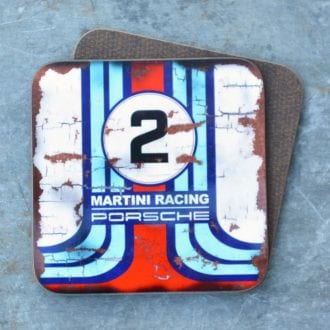 Product image for Porsche Martini Racing | Coaster