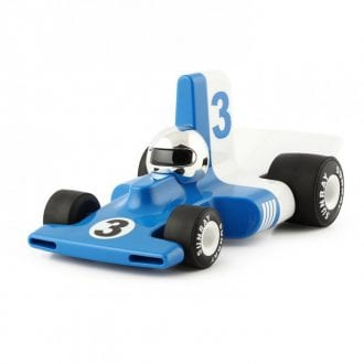 Product image for Velocita | Formula 1 Racing Car | Blue | Toy Model