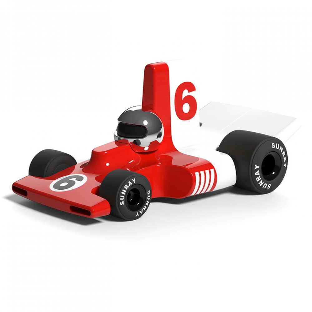 Product image for Velocita | Formula 1 Racing Car | Red | Toy Model