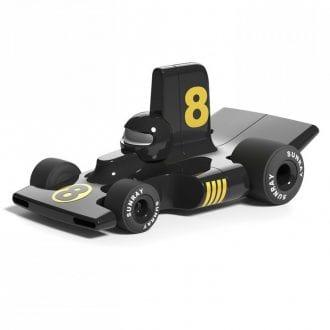 Product image for Velocita | Formula 1 Racing Car | Black | Toy Model