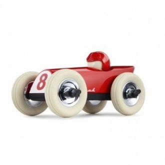 Product image for Midi Buck Racing Car | Red | Playforever | Toy