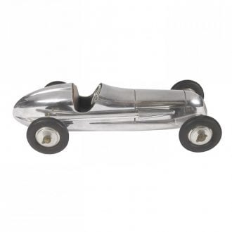 Product image for Indianapolis Speedway Desk Racer | Aluminium Model