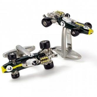 Product image for Lotus 49 | Racing Car Cufflinks
