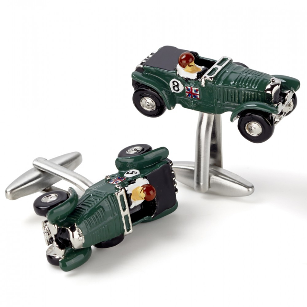 Product image for Bentley Blower | Cufflinks