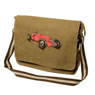 Product image for Alfa Romeo | Messenger Bag Brown