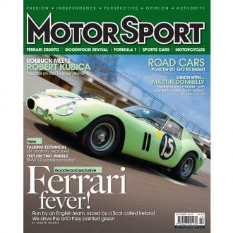 Product image for October 2010 | Ferrari Fever | Motor Sport Magazine