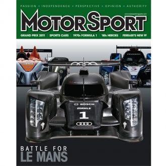 Product image for June 2011 | Battle For Le Mans | Motor Sport Magazine