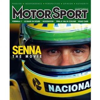Product image for July 2011 | Senna: The Movie | Motor Sport Magazine