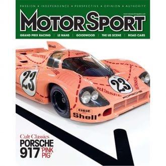 Product image for November 2011 | Cult Classics: Porsche 917 'Pink Pig' | Motor Sport Magazine