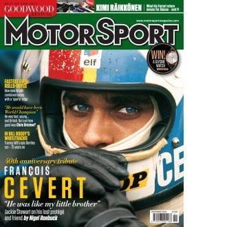 Product image for November 2013 | Francois Cervert | Motor Sport Magazine