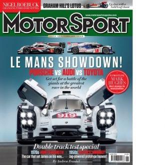 Product image for June 2014 | Le Mans Showdown! | Motor Sport Magazine