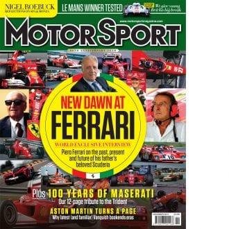 Product image for November 2014 | New Dawn At Ferrari | Motor Sport Magazine