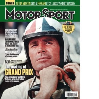 Product image for August 2016   The Making of Grand Prix   Motor Sport Magazine