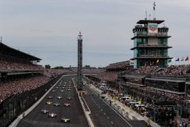 Indianapolis to host driverless race competition in 2021