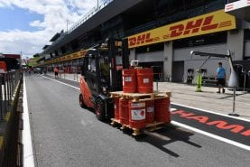 Plastics ban and green energy: F1's plan to go carbon neutral by 2030