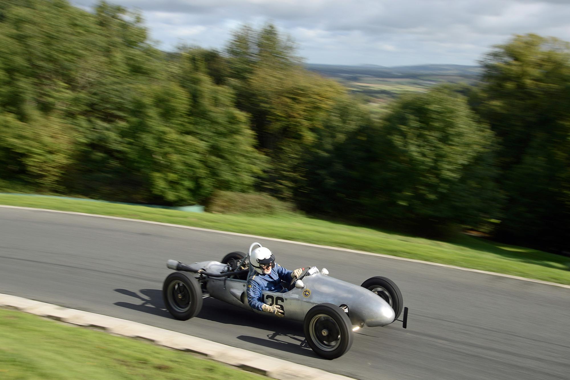 Mackintosh Cooper Mk11 Prescott