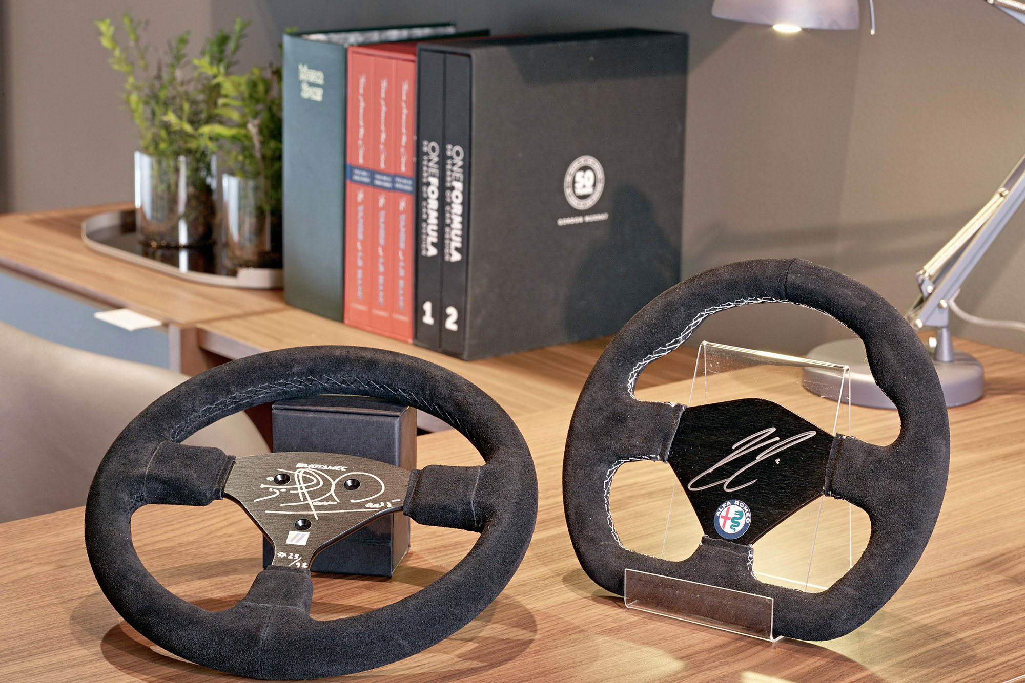 Unusual Christmas gifts for motor sport fans