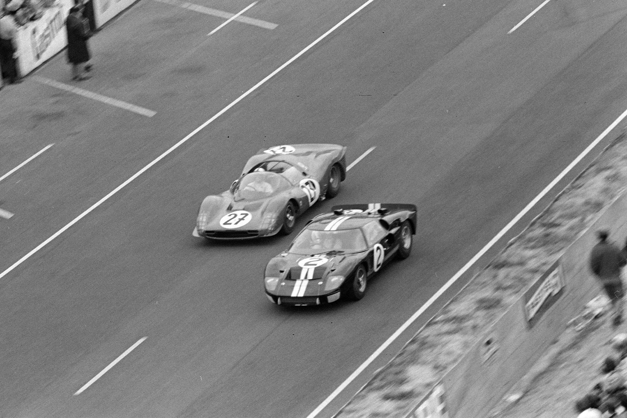 Ford V Ferrari The Real Story Of Le Mans 66 Ken Miles Motor Sport Magazine