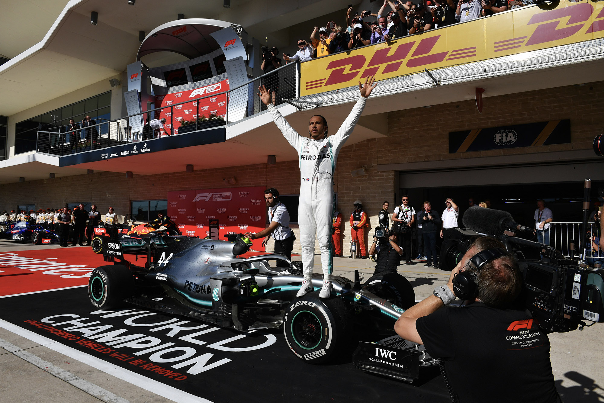 MPH: Lewis Hamilton the difference in F1 championship race —not his Mercedes