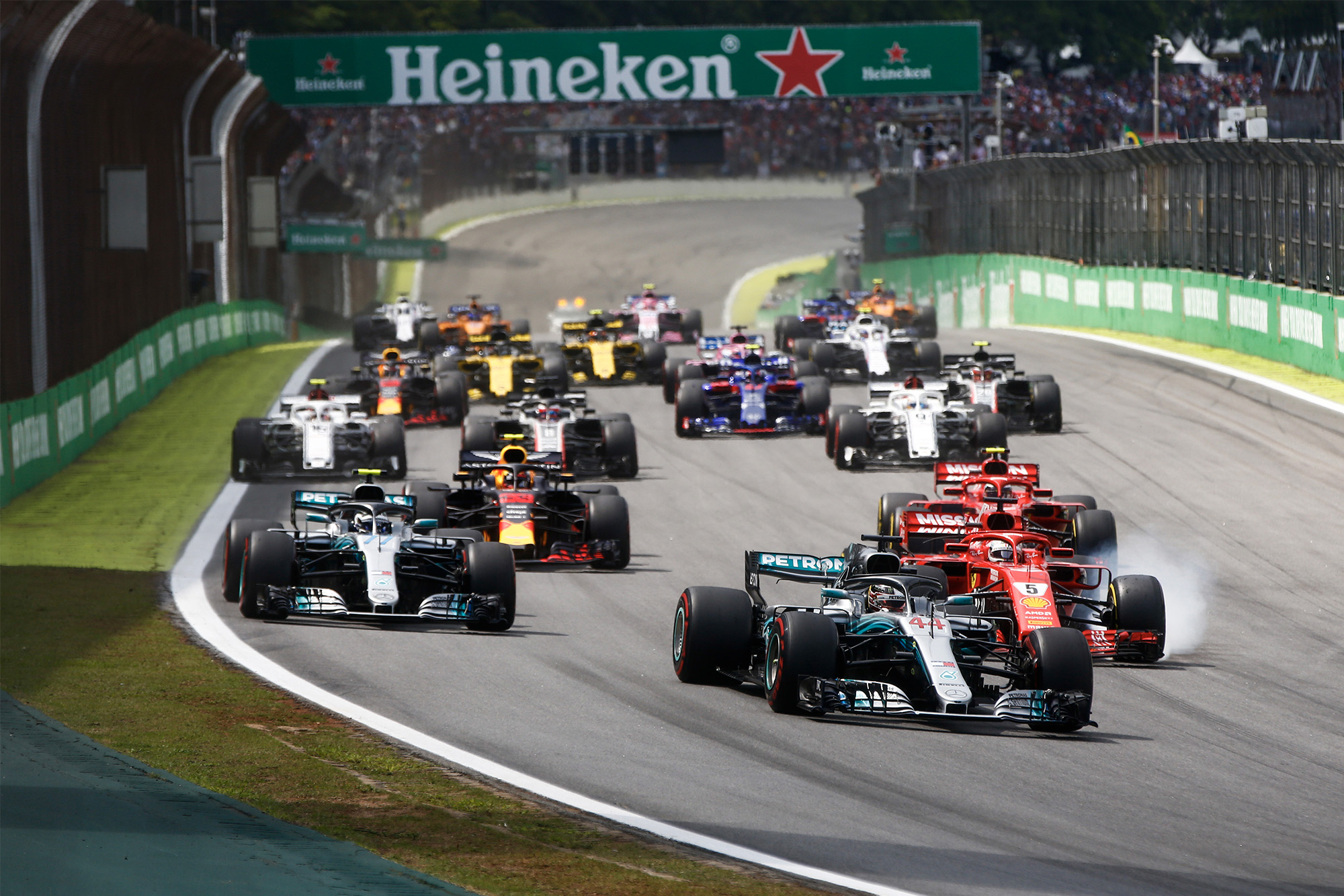 2018 Brazilian Grand Prix report