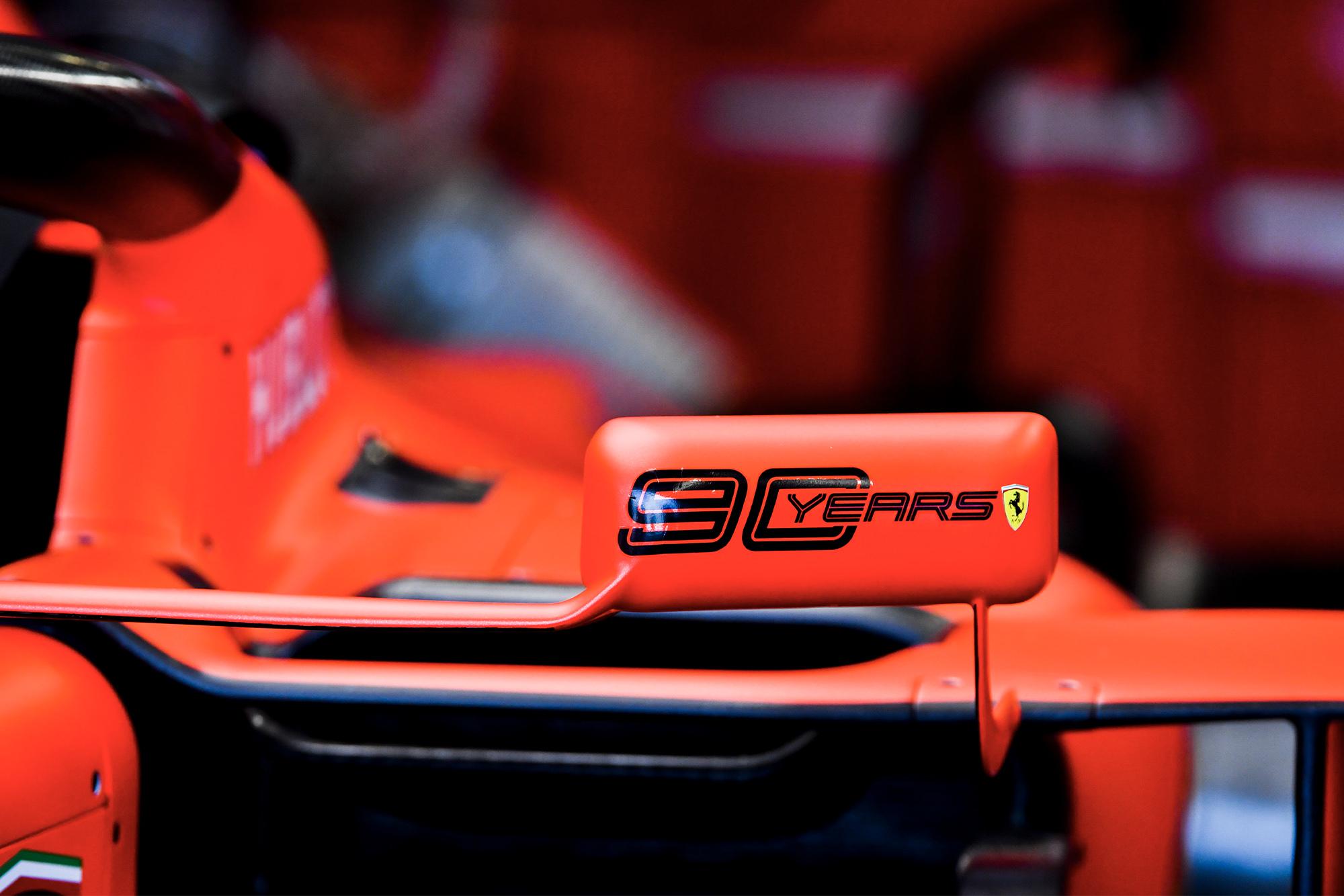 Ferrari celebrates 90 years in 2019