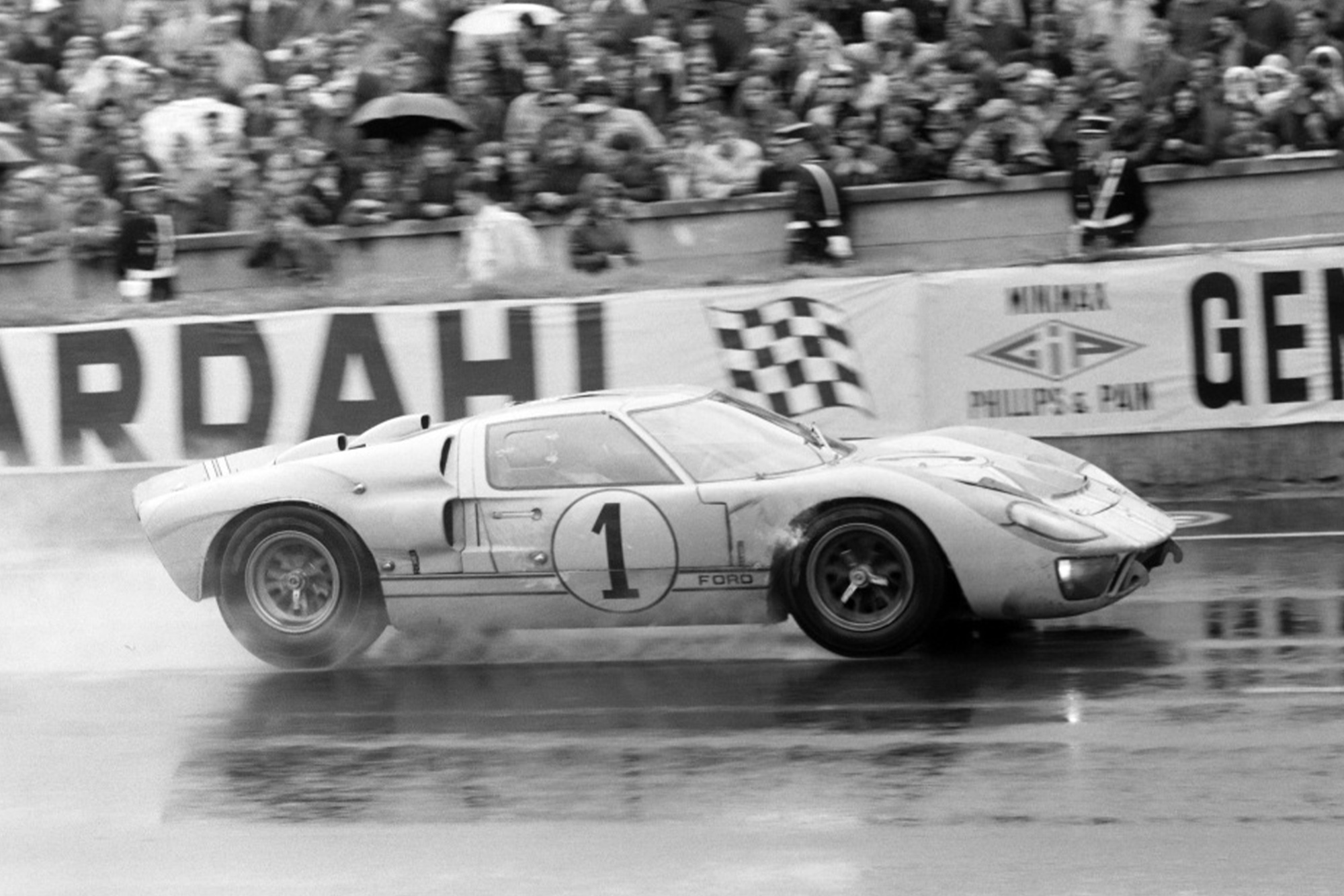 Ford Distances Itself From Le Mans 66 Film Motor Sport Magazine
