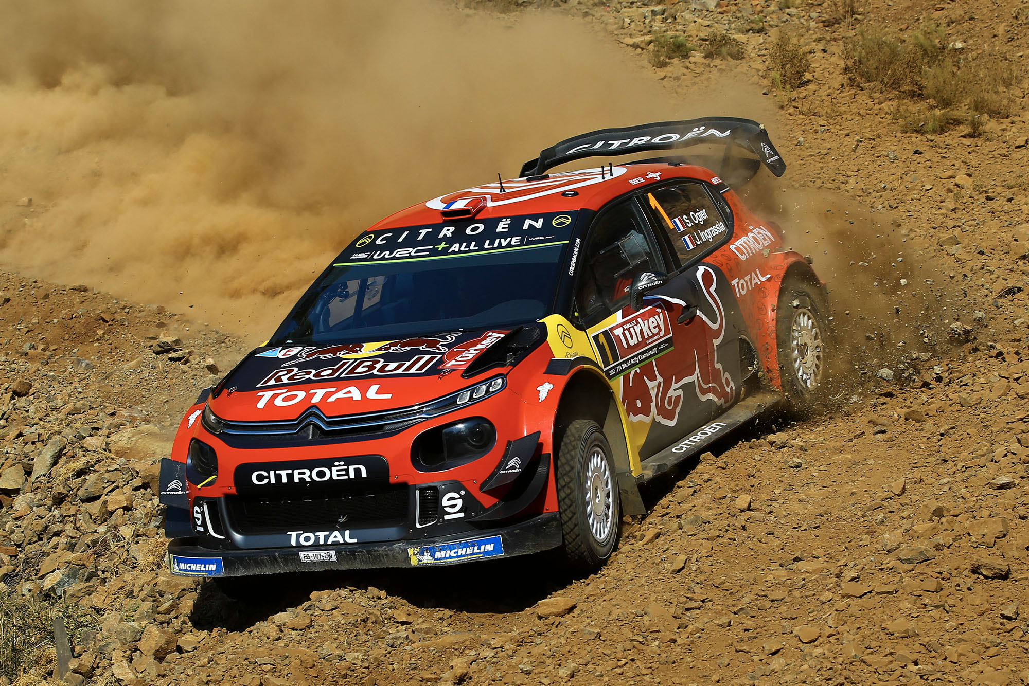 Citroen Racing World Rally Team