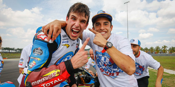 Alex Márquez joins Marc at Honda for 2020: Finally it's brothers in arms