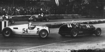 The 25 most explosive racing rivalries: countdown