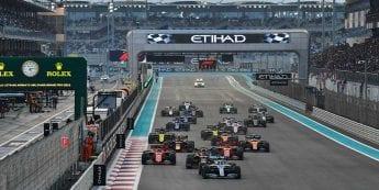 Late fireworks in Abu Dhabi season finale: 2019 F1 Abu Dhabi Grand Prix race results