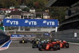 Best races of the 2019 F1 season: Russian Grand Prix
