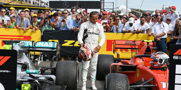 MPH: Lewis Hamilton to Ferrari? It's Toto who holds the key