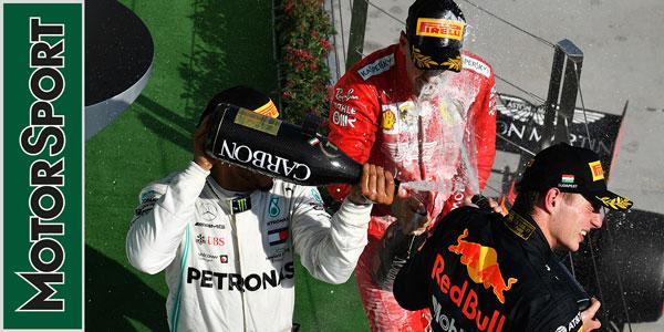 Podcast: 2019 F1 season review with Damon Hill & Karun Chandhok