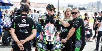 Bladder strategy on the superbike grid: Jonathan Rea